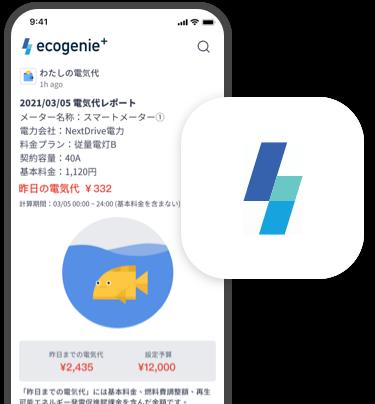 NextDrive「Ecogenie+」